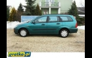 Ford, Focus, Ford Focus 1.6